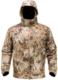 Kryptek Aegis Extreme Men's Jacket Highlander Camo Large