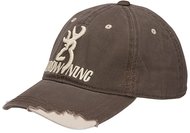 Browning Grunge Cap Stone w/Buckmark