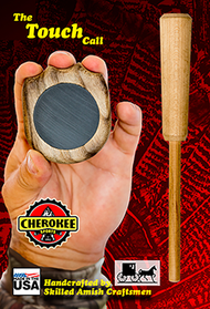 Cherokee The Touch Pot Call Turkey Call