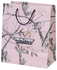 SPG Realtree Outfitter All Purpose Pink Camo Gift Bag