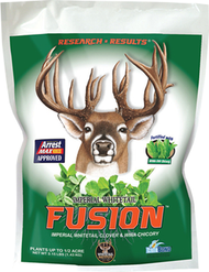 Whitetail Imperial Fusion 3.15# Seed/Supplement
