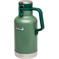 Stanley Classic Vacuum Insulated Beer Growler 64 oz Hammertone Green