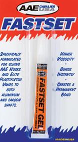 AAE Fast Set Gel 3-Gram Tube