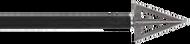Allen Beartooth 100gr Fixed Blade - 3 Pack