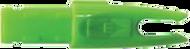 Easton 3D Super Uni Nocks Flo Green - 100 Pieces