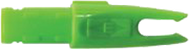 Easton 3D Super Uni Nocks Flo Green - 1 Dozen