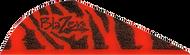 """Bohning Blazer Vanes 2"""" Red Tiger - 100 Pieces"""