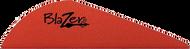 """Bohning Blazer Vanes 2"""" Red - 100 Pieces"""