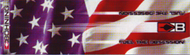 "Bohning Blazer Wrap 4"" Stars & Stripes HD - 12 Pieces"