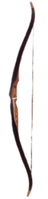 2015 Bear Grizzly Right Hand 60# Recurve Bow