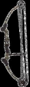 2015 Genesis Mini Bow Kit Lost Camo Right Hand Youth Bow