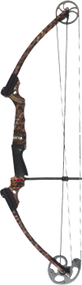 2015 Genesis Bow Lost Camo Left Hand Youth Bow