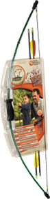 """2015 1st Shot Set Right/Left Hand 14-16"""" 8-12# Youth Bow"""