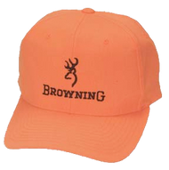 Browning Safety Cap w/Corporate Logo