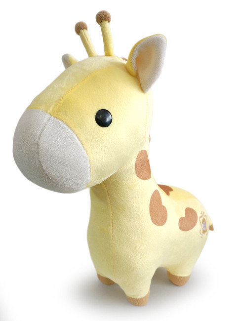 "Bellzi® Cute Giraffe Stuffed Animal Plush - 14"" Tall"