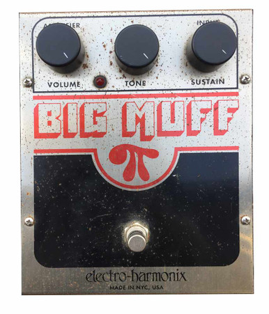 Bug Muff Electric Guitar Pedal
