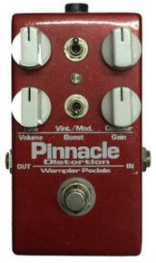 Wampler Pinnacle Distortion Guitar Pedal