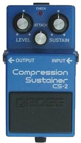 Boss CS2 Compression Sustainer