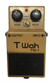 Boss TW1 Touch Wah