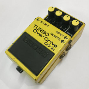 Boss OD2r Turbo Overdrive Effects Pedal