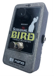 Electro Harmonix Screaming bird treble boost