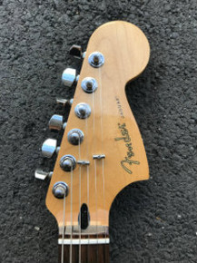 Fender Jaguar Headstock