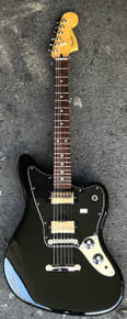 Fender Jaguar Black top 2010 guitar