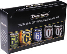 Jim Dunlop Guitar Maintenance Kit.