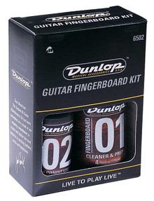 Dunlop Guitar Fingerboard cleaning kit.