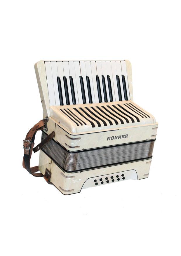 Hohner Piano Accordian. $1,099.00. Image 1