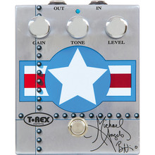TREX Michael Angelo Batio Overdrive Pedal Online or in- Store
