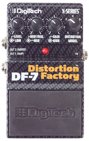 Digitech Distortion Factory DF7