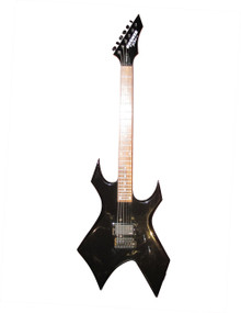 Bronze Warlock by BC Rich with EMG