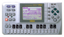 Yamaha QY70 Sequencer