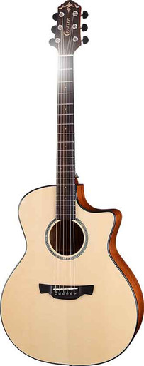 Crafter GXE-600 ABLE Grand Auditorium Acoustic Electric