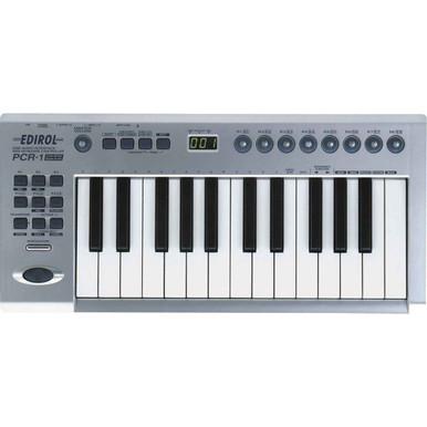 Roland PCR-1 USB Audio Interface & MIDI Keyboard Controller