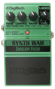 DigiTech Synth Wah Envelope Filter Pedal