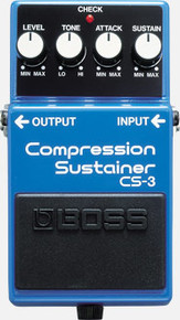 Boss CS3 Compression Sustainer Black Label made in Japan