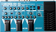 Boss ME50 Multi-Effects
