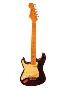 Fender Stratocaster Left handed made in Mexico 2008