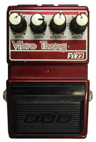 DOD FX22 Vibro Thang Guitar Effects Pedal