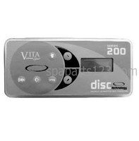 460073 Vita Spas Topside, Analytical Spa Side L200 ('02-Present)