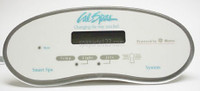 ELE09200670 Cal Spa Topside Control Panel S/DUPER **Discontinued**