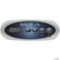 53238 Balboa Topside, BWG Mini Oval, Heat Jacket System, 4 Button, P1, Lt