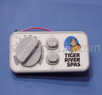 Tiger River Spas Topside 70454, 1992-1994
