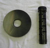 Spindle Lid & Pipe Stand Kit for Master Spa Filters , Use to Convert New Eco-Pure & Micro Round Filters