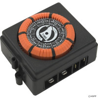 Intermatic Spa Time Clock, Spa Timer, Mech 125v 7day ( PB873MKZ )