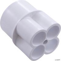 "Spa Manifold 1.5""s x (4)1/2""S Ports(2)"