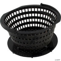 Spa Lily Pad Filter Basket W/Restrictor Assy (DFML), Pentair Black