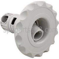 Spa Jet Barrel Assy Power Boost,Large Face, White [DISCONTINUED]
